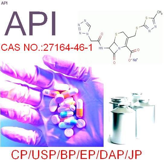 High quality Cefazolin CAS NO.;27164-46-1