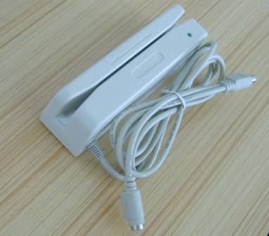 PS/2 Magnetic Stripe Card Reader