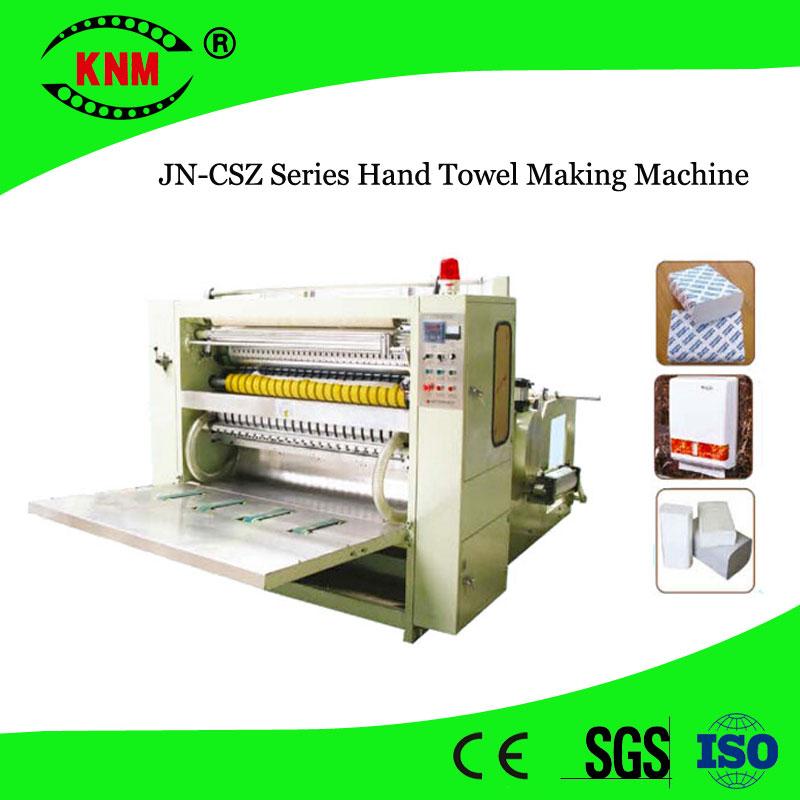 Automatic N Fold Hand towel folding machine