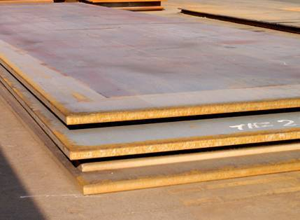Supply galvanzied steel plate