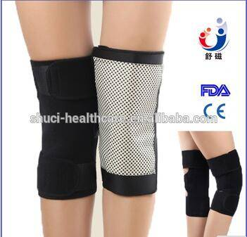 SHUCI Tourmaline Heated Knee Support Brace Support Band Support Padded