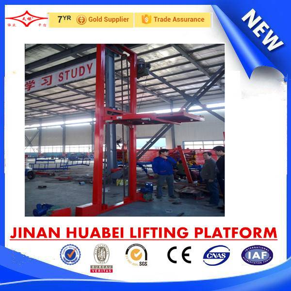 top quality track type lifter