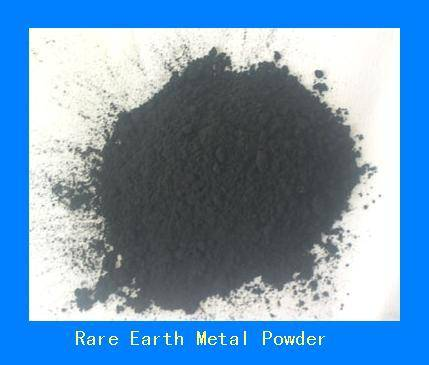 Sell Europium Metal Powder