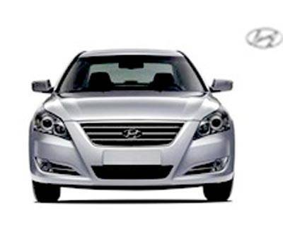 Hyundai car spare parts
