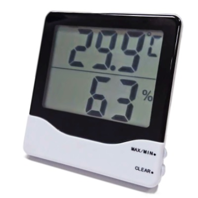Digital Thermo-Hygrometer TH-813