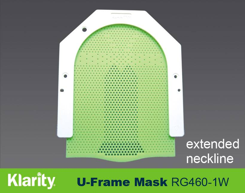 Sell Klarity Green IMRT Mask RG461-1W U-Frame Mask