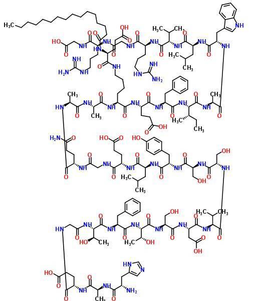 Liraglutide 204656-20-2