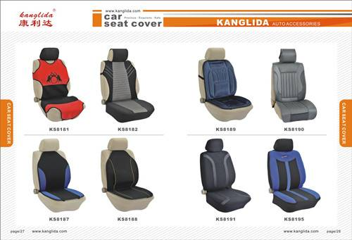 Automobile decoration Polyester seat cover