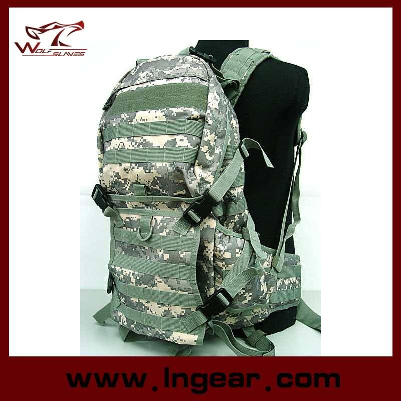 High Density Nylon Tactical Patrol Rifle Gear TAD Military Backpack With Molle System