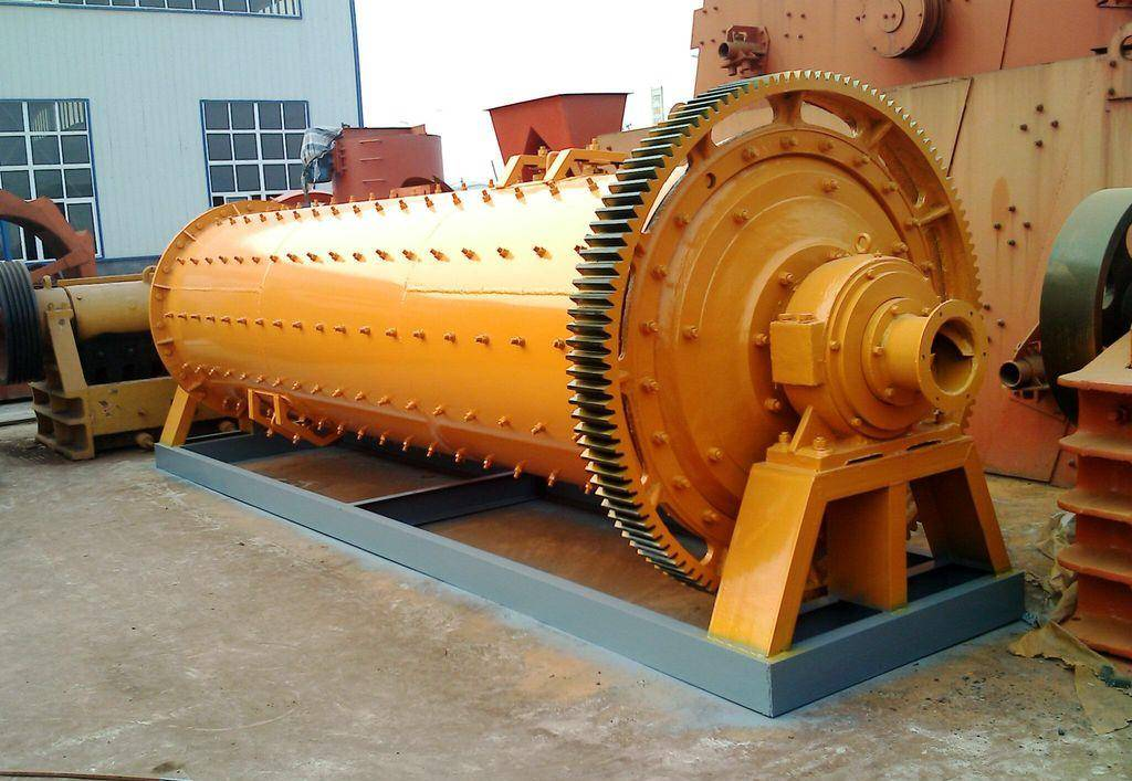 new type energy-saving ball mill