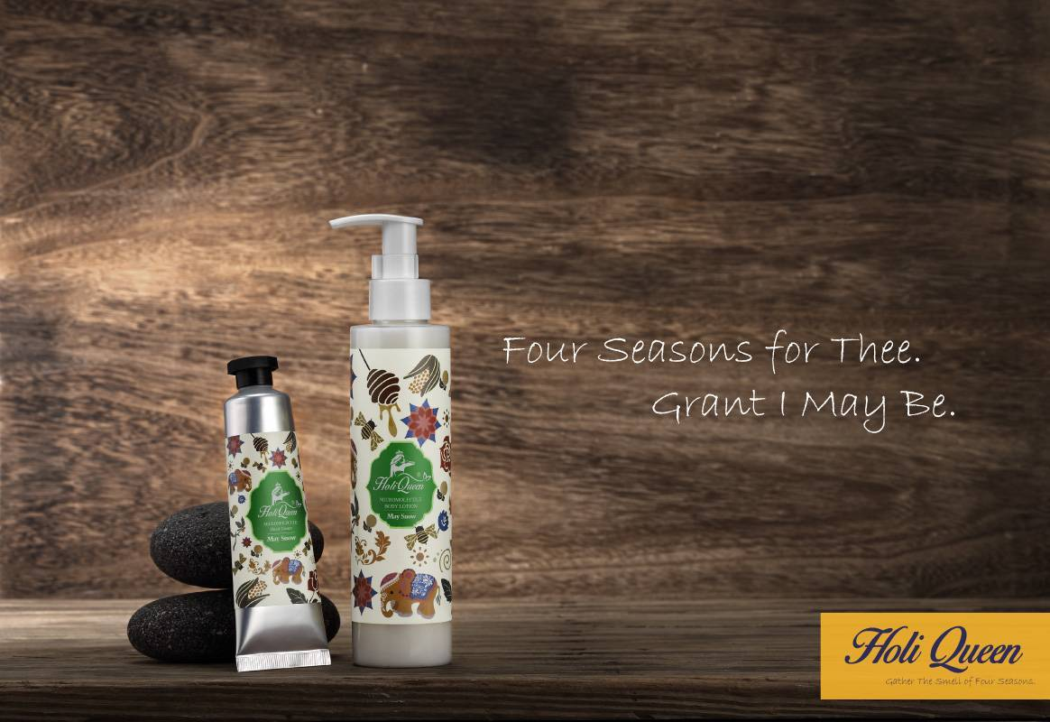 Micromolecule Hand Cream - May Snow (Made in Taiwan)