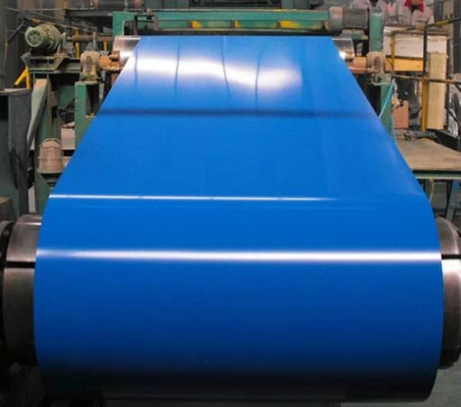 color coated steel coil importer prepainted galvanized steel coils