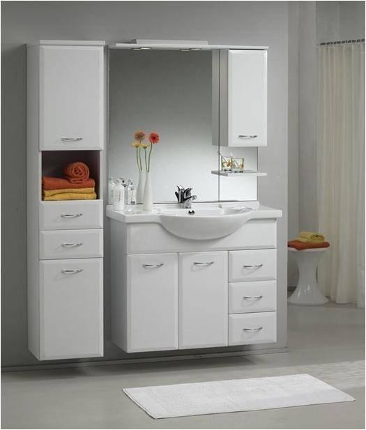 new style MDF Bathroom Cabinet