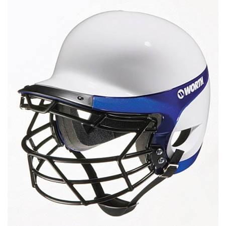 Worth Liberty Fastpitch Batting Helmet Combo