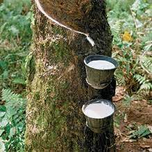 raw taped rubber