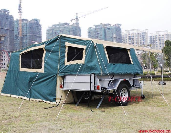 Campint trailer