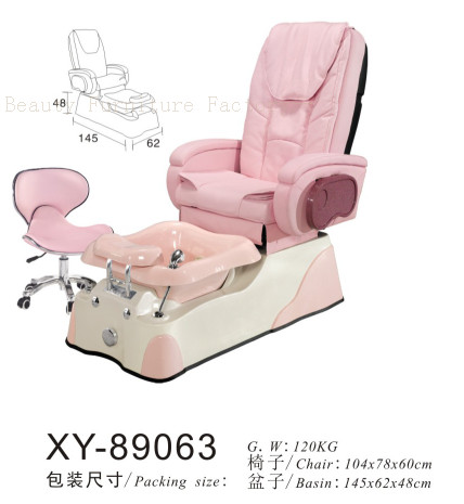 Pedicure Chair Foot Massage XY-89063