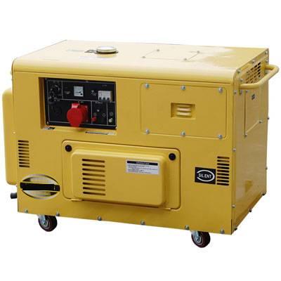 Diesel Generator Set SIN12J3