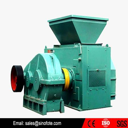 New Type CE/ISO Charcoal Briquetting Machine