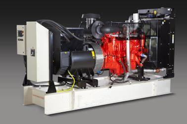 90kw 113kva Scania Diesel Generator Set Generating Machine Power Plant Fuel Generator Set