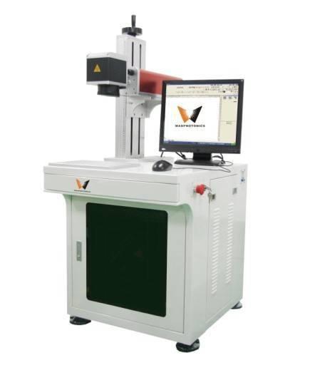 10W/20W Fiber laer marking machine