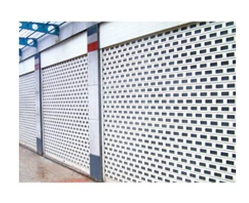 Commercial roller door, rolling door