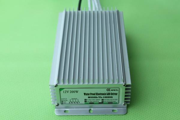 High Quality Waterproof 360W LED Power Supply
