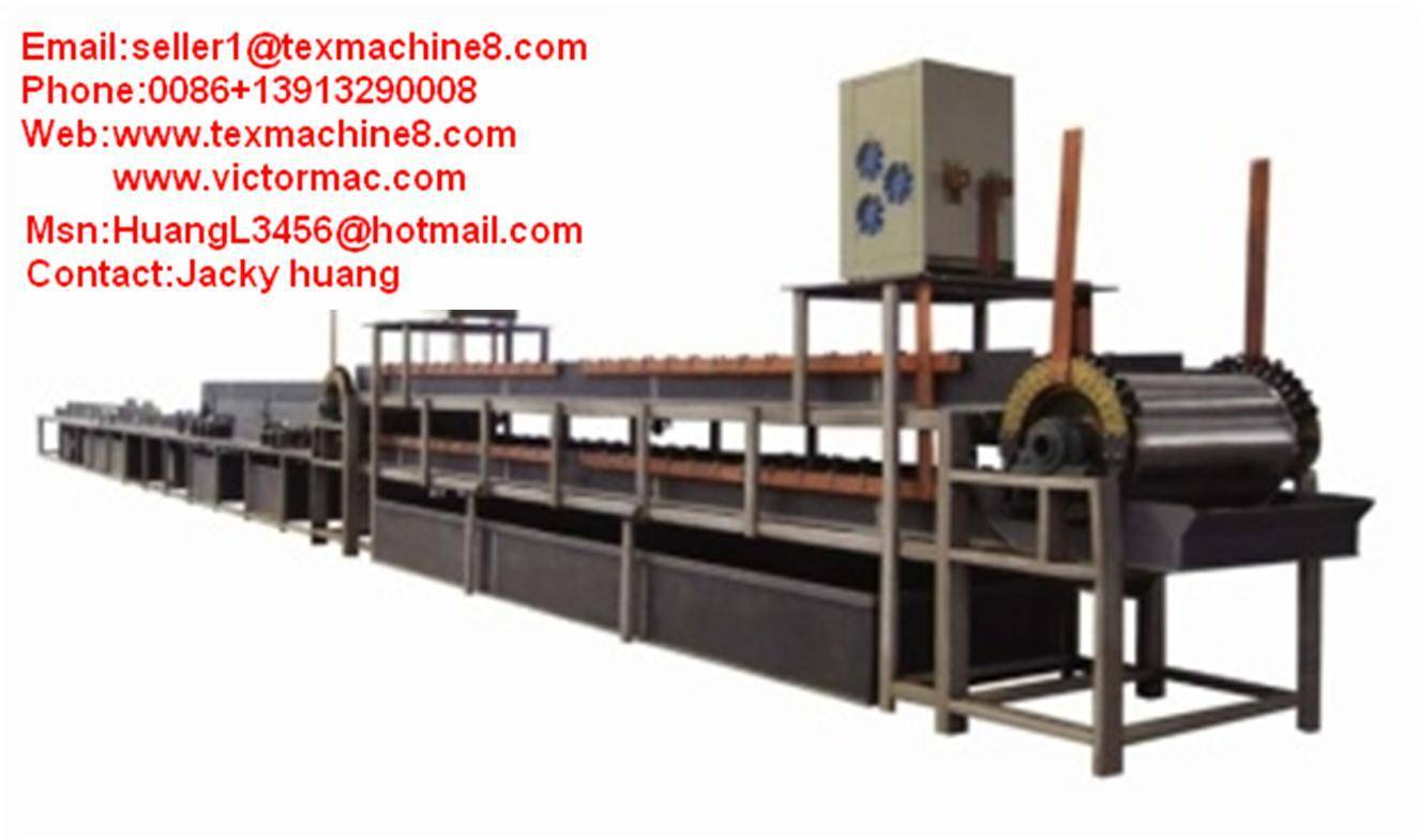 CCA&CCS Electroplating Machine