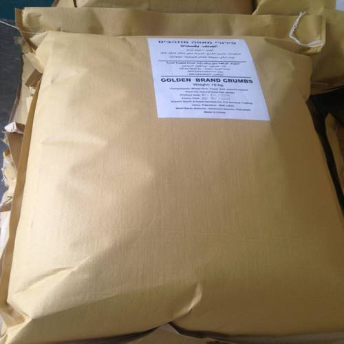 10KG packaged Japanese bread crumbs CZ-RT-10