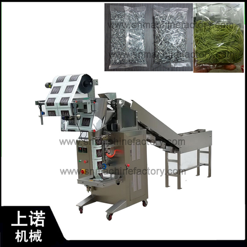 Semi-automatic Nuts packaging machine with date printer