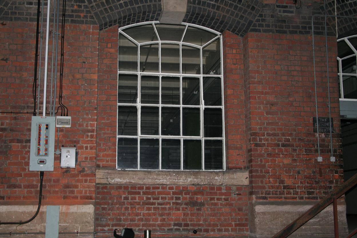 Cast Iron Windows