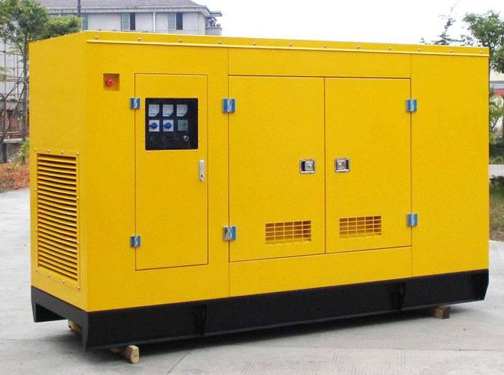 slient generator set