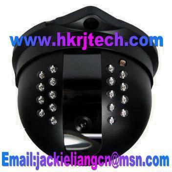 500TVL IR 15m Dome Camera