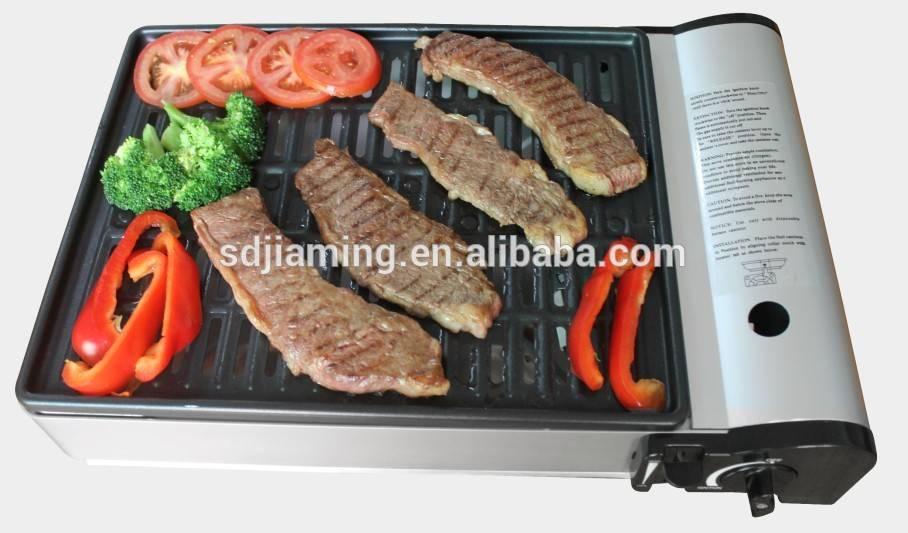 Nice and Practical Portable Butane Gas BBQ