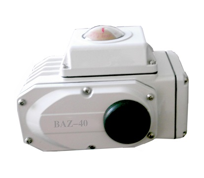 Sell BAZ series quarter turn electric actuator