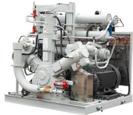 CNG Compressor parts