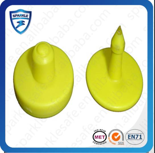 Low frequency animal RFID tag