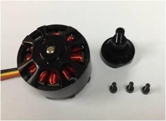 D4220 outrunner brushless motor,650kv