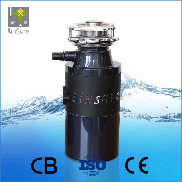 Continuous Feed Type CE CB ISO Certificate Garburator