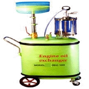 Oil drainer . KED 65000
