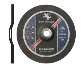 Depressed Center Grinding Wheel for Metal