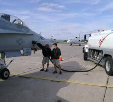We sell and export Jet Fuel A1