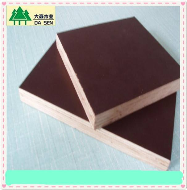 Building construction materials&film faced plywood