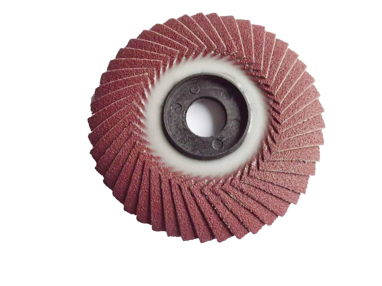 High Quality 4 A/O Abrasive Mop Disc