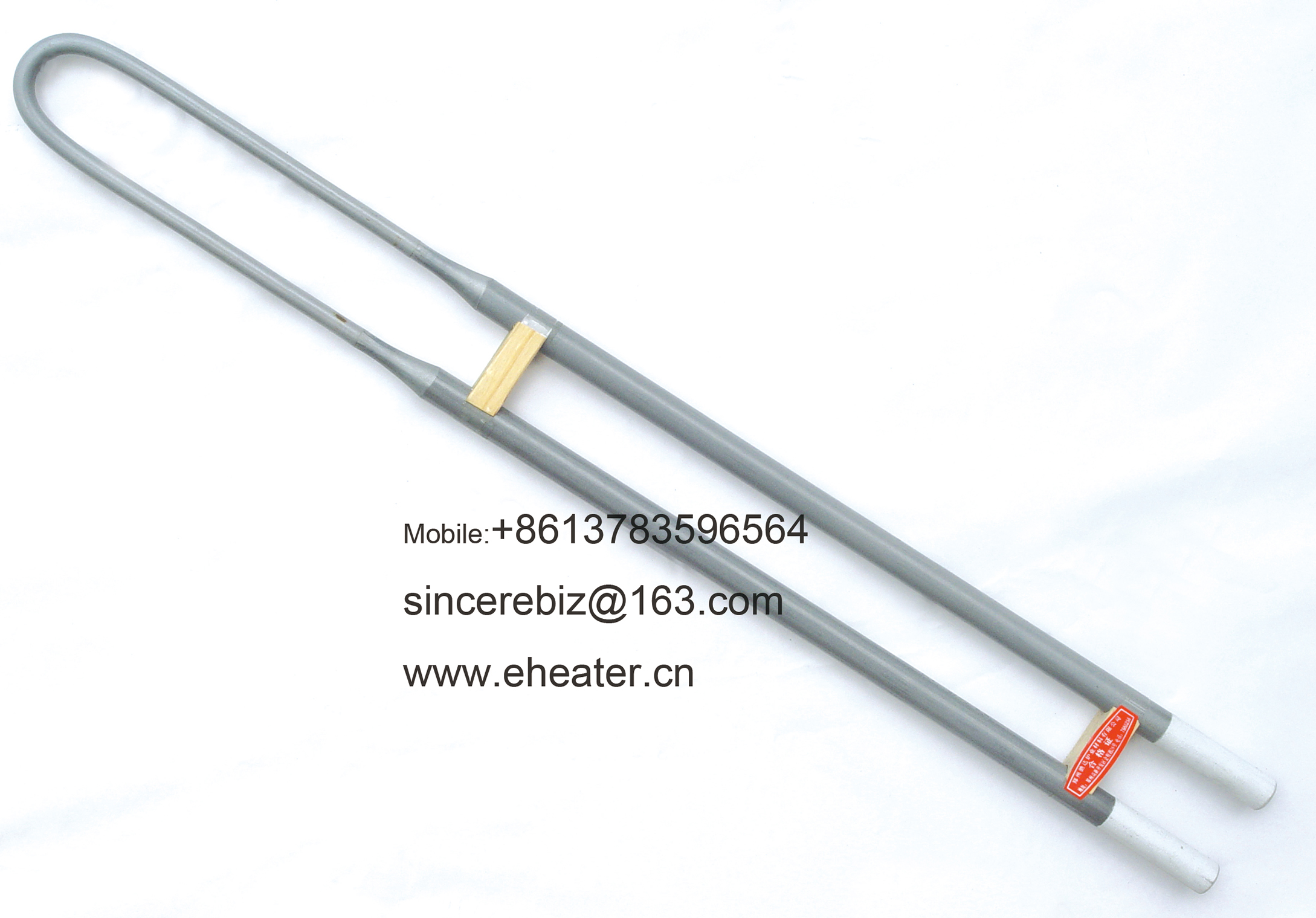 High Purity Molybdenum Disilicide Heater