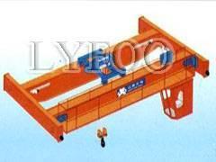 LH Double Girder Overhead Crane with Hoist