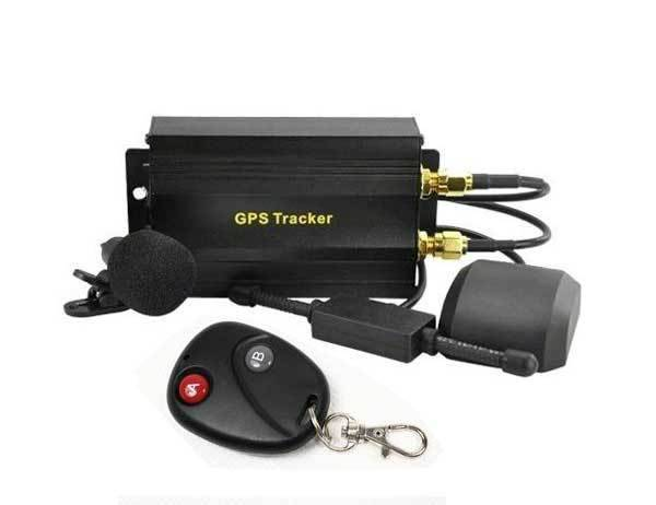 Realtime GPS Tracker Drive Vehicle Car GPS/GSM/GPRS Tracking System TK103B