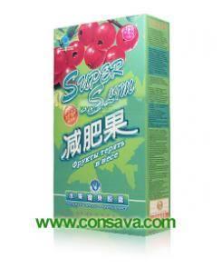 Super Slim Pomegranate Weight Loss Capsule(Super-Slim FRUIT COMPONENT SLIM CAPSULE)