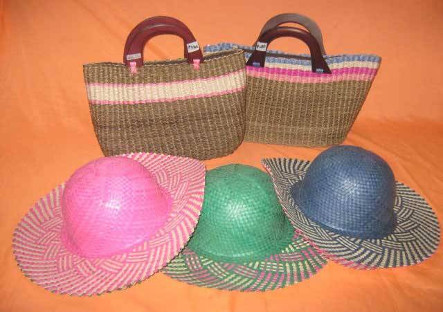 NATIVE BAG & HAT