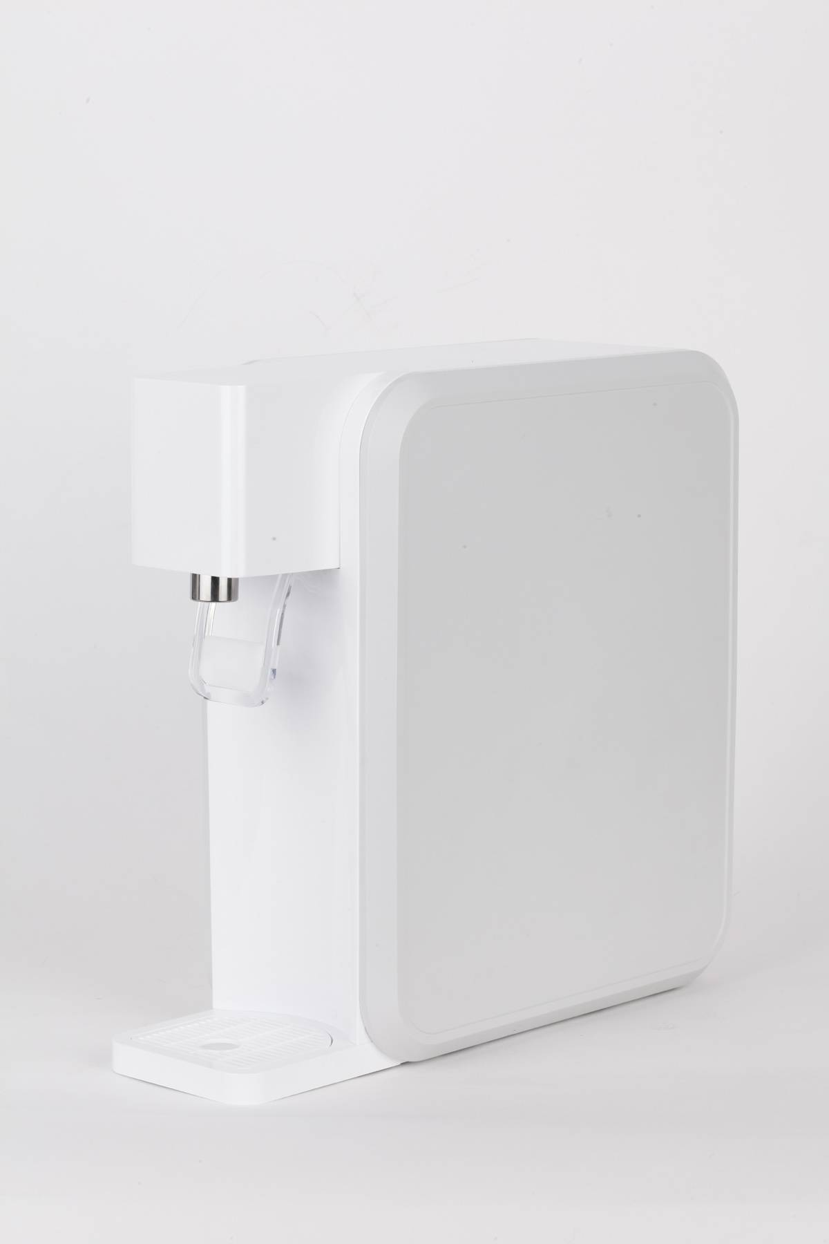 slim table top water purifier
